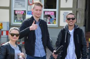 Özlem, Philipp, Yves